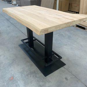 Aerts bartafel, eiken, 140 cm1